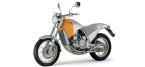 Motociklų komponentai: oro filtras, skirti APRILIA MOTO