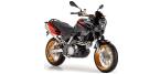 Motociklų komponentai: oro filtras, skirti APRILIA PEGASO