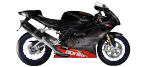 Motociklų komponentai: oro filtras, skirti APRILIA RSV