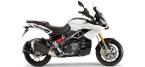 Motociklų komponentai: oro filtras, skirti APRILIA CAPONORD