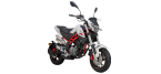 Motorcycle parts for BENELLI 125