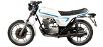 Motorcycle parts for BENELLI 304