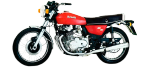 Motorcycle parts for BENELLI 350