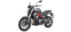 Motorcycle parts for BENELLI BN