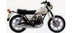 Motociklų komponentai: stabdžių įdėklas/ trinkelė, skirti CAGIVA SST