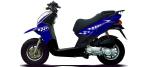Motociklų komponentai: stabdžių įdėklas/ trinkelė, skirti DAELIM E-FIVE