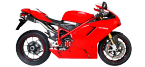 Motorbike components: Air Filter for DUCATI 1098