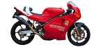 Motorbike components: Air Filter for DUCATI 888