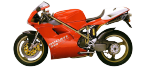Motorbike components: Seal Ring/Dust Cover Cap for DUCATI 916