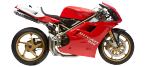 Motorbike components: Spark Plug for DUCATI 998