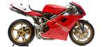 Mootorrataste komponendid: Esitule pirn mudelile DUCATI 998