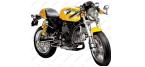 Części do motocykli: Filtr paliwa do DUCATI SPORT