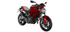 Motorbike components: Spark Plug for DUCATI 696