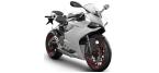 Filtre à huile moto pour DUCATI 899
