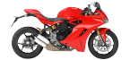 Motorbike components: Air Filter for DUCATI SUPERSPORT