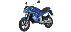 Motorcycle parts for GILERA DNA