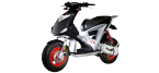 Motorcycle parts for GILERA ICE