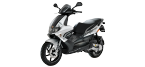 Motorcycle parts for GILERA RUNNER