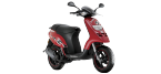 Motorcycle parts for GILERA STORM