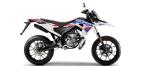 Motorcycle parts for GILERA RCR