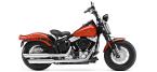 Piezas de moto para HARLEY-DAVIDSON CROSS BONES