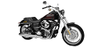 HARLEY-DAVIDSON DYNA motociklu detaļas