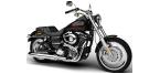 HARLEY-DAVIDSON LOW RIDER motociklu detaļas