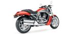 HARLEY-DAVIDSON STREET ROD motociklu detaļas