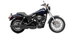 HARLEY-DAVIDSON SUPER GLIDE motociklu detaļas