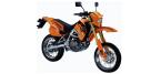 Motociklų komponentai: uždegimo žvakė, skirti HYOSUNG XRX