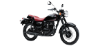 Componentes de moto: Lâmpada para farol principal para KAWASAKI ESTRELLA