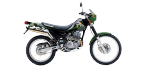 Motorcycle parts for KAWASAKI KL