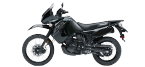 Motorcycle parts for KAWASAKI KLR