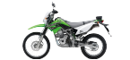 Motorcycle parts for KAWASAKI KLX