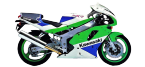 Motorcycle parts for KAWASAKI ZXR