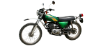 Motorcycle parts for KAWASAKI K