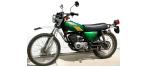 Motociklų dalys KAWASAKI K