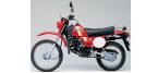 Mootorrataste varuosad KAWASAKI AE jaoks