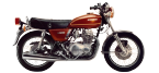 Motorbike components: Air Filter for KAWASAKI Z LTD