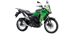 Motorbike components: Footrests for KAWASAKI VERSYS-X