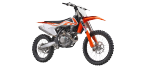 Motorbike components: Battery for KTM SX