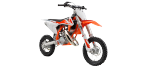 Motorbike components: Battery for KTM GO