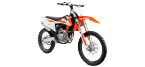 Motorbike components: Battery for KTM KROSS