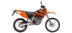 Motorbike components: Battery for KTM SXC