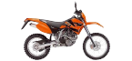Motorbike components: Battery for KTM SC