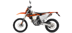 Motorbike components: Battery for KTM EXC