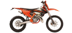 Motorcycle parts for KTM XC-W