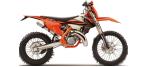 Deli za motorno kolo KTMXC-W