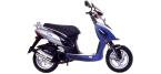Części do motocykli KYMCO COBRA