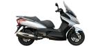 Εξαρτήματα μοτοσικλετών: Πλάκα πίεσης για KYMCO DOWNTOWN